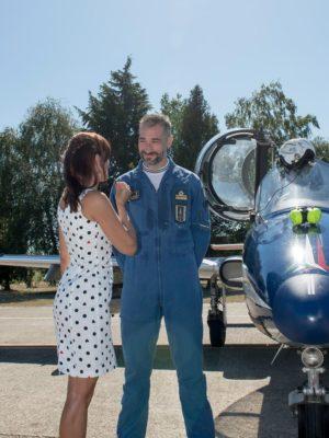 L'intervista di Maria Rosa Marsilio al Capoformazione Maggiore Pilota Gaetano Farina