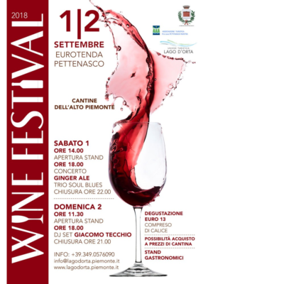 Wine Festival Pettenasco