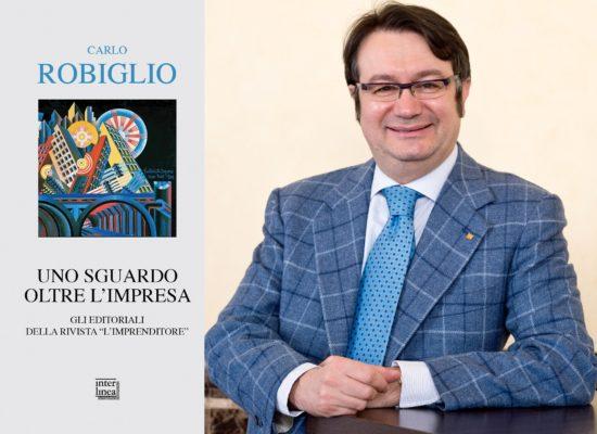 """Al Circolo dei Lettori lo """"sguardo oltre l'impresa"""" di Carlo Robiglio"""