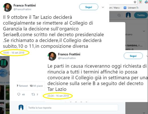 Frattini twitta, chi risponde? Eppure una soluzione ci sarebbe...