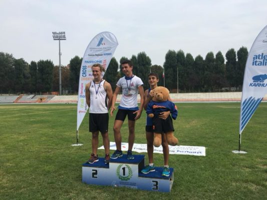 Team Atletico Mercurio campione regionale Prove Multiple