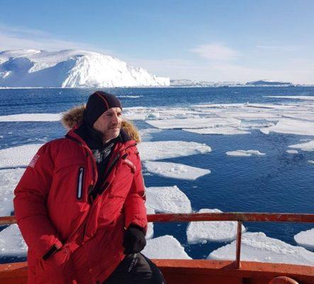 """Un novarese nel progetto della """"caldaia al polo nord"""" divenuto film"""