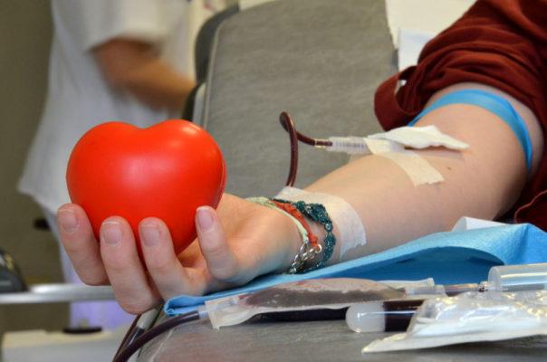 Sono i piemontesi i maggiori donatori di sangue del Paese
