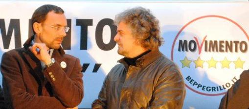 Luca Zacchero Novara candidato presidente regione