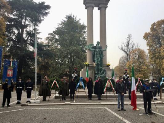 A Novara le celebrazioni del 2 e 4 Novembre