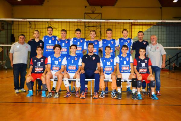 In serie C il Volley Novara fa il bis anche in casa
