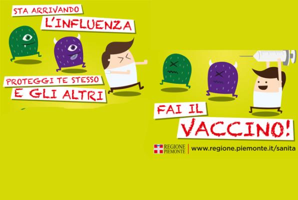 Dal 13 novembre, campagna di vaccinazione contro l'influenza