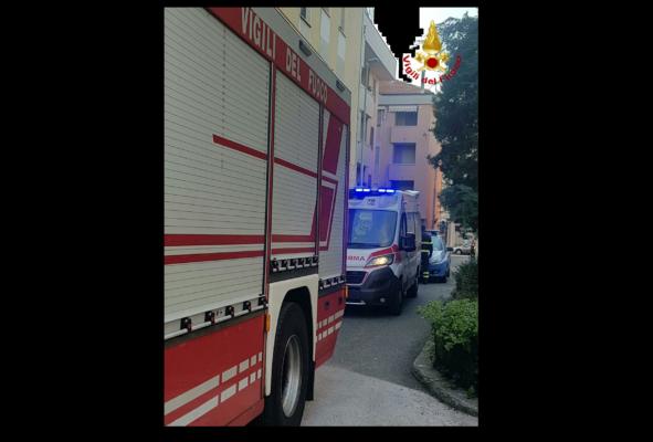 trovato morto in via Grosso Novara