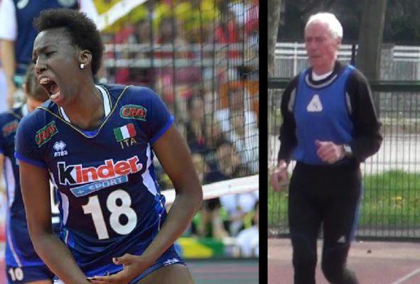 Antonio Nacca Paola Egonu Oscar Sport Novara 2018