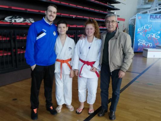 Week-end ricco di impegni per la Judo Ju Jitsu Novara
