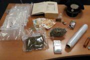 Gattico, quarantenne arrestata per detenzione di droga