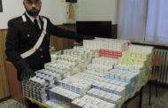Contrabbando di sigarette, denunciata una coppia