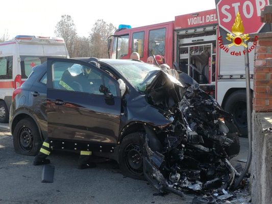 Incidente a Bogogno muore cinquantenne