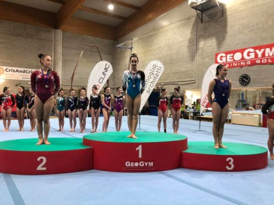 Oro e argento per la Pro Novara nella prima prova del campionato regionale