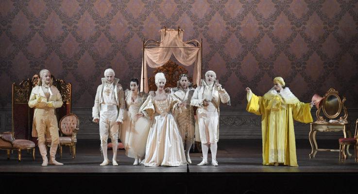 Al Coccia vanno in scena Le Nozze di Figaro di Mozart