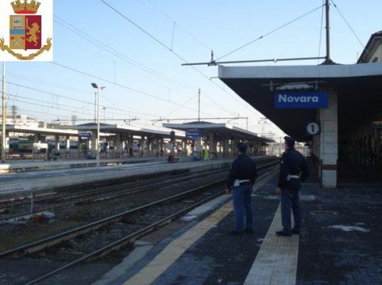 Furto di portafogli sul treno, denunciati tre giovani