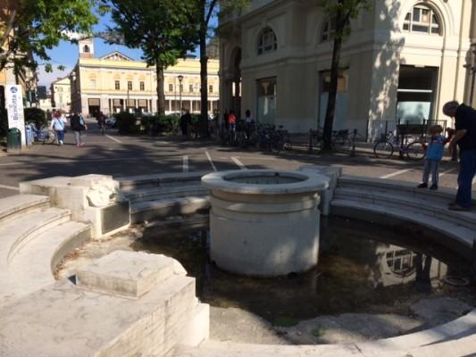 Fontana allea