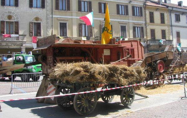 Oleggio, il 1° maggio fiera agricola in centro