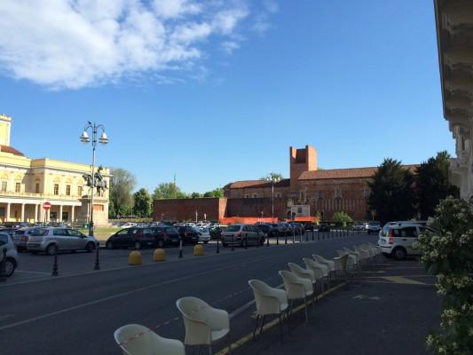 """Festa d'inaugurazione per """"A Corte - L'estate novarese a Castello"""""""