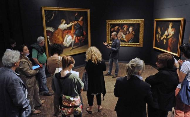 Pubblico e quadri