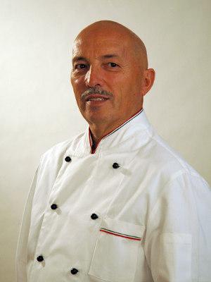 Sergio Zuin, uno chef