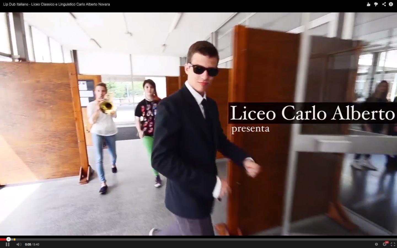 Il Liceo classico Carlo Alberto come non lo avete mai visto!