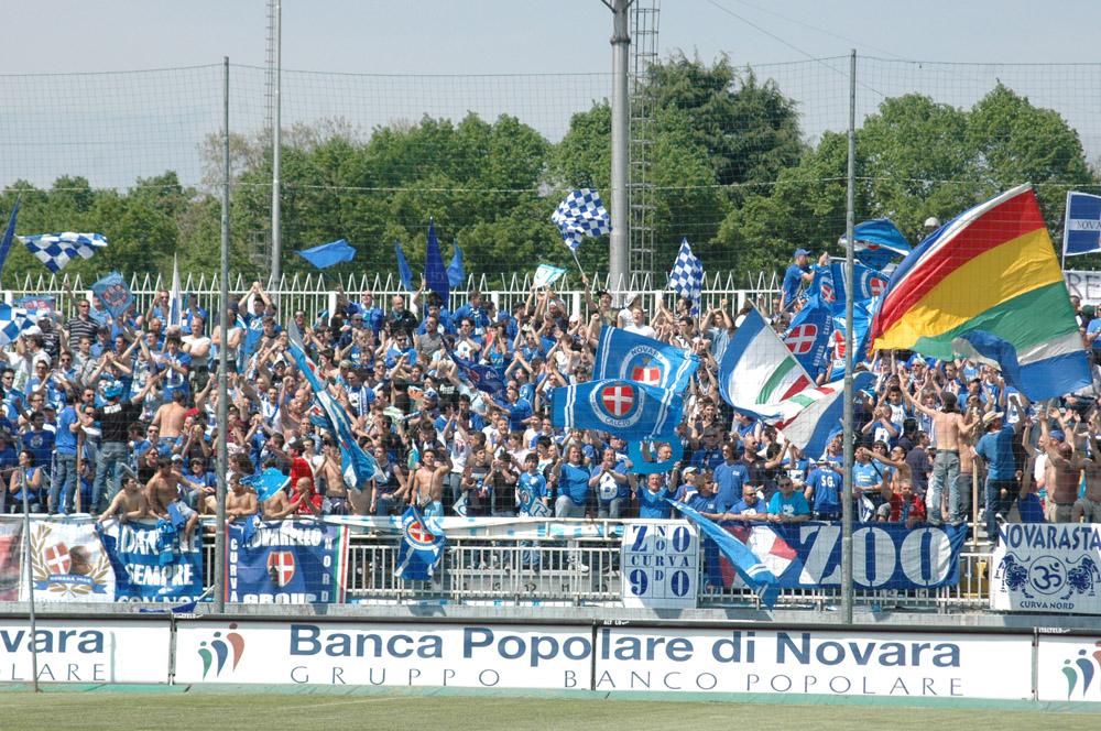 Novara Calcio: stasera al Broletto la presentazione ufficiale della squadra