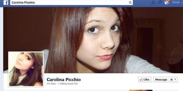 Stasera, su Rai2, parla il papà di Carolina Picchio, prima vittima italiana del cyberbullismo