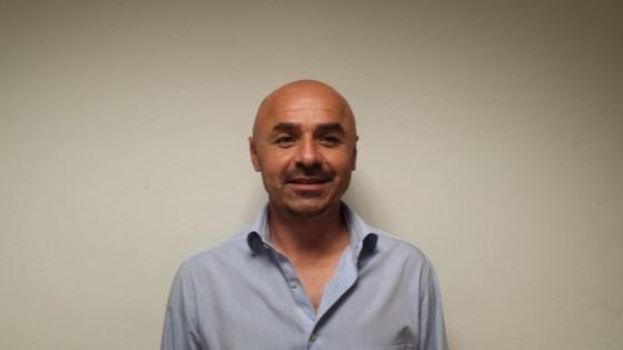 Luca Porcu allenatore Arona