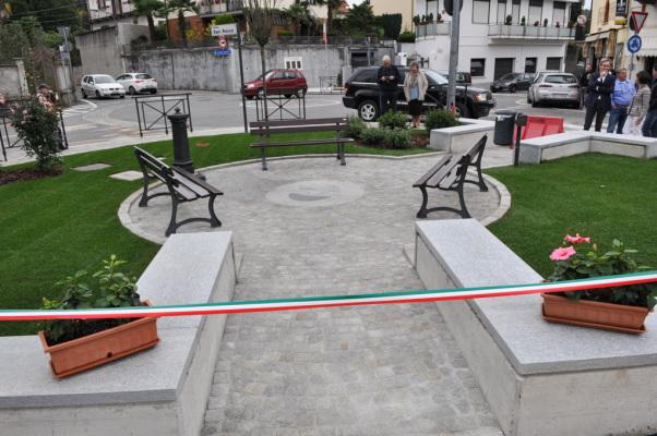Piazza Mercurago