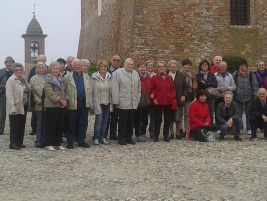 UNSV foto di gruppo a Grinzane