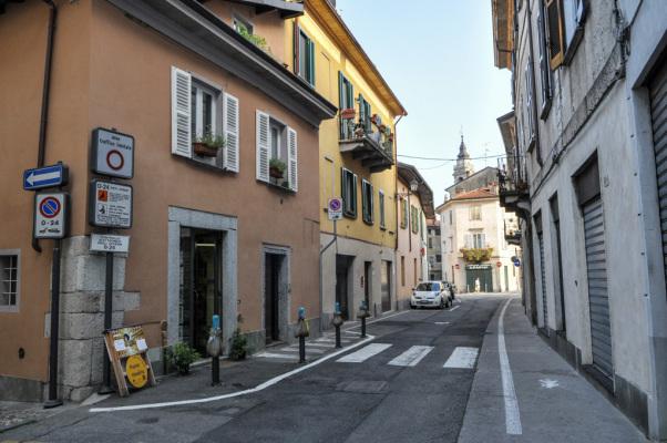 Via San Carlo Arona