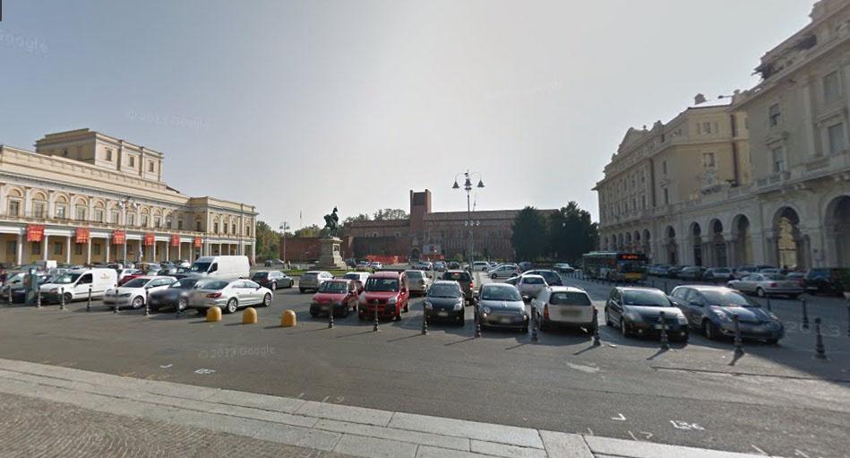 parcheggi novara