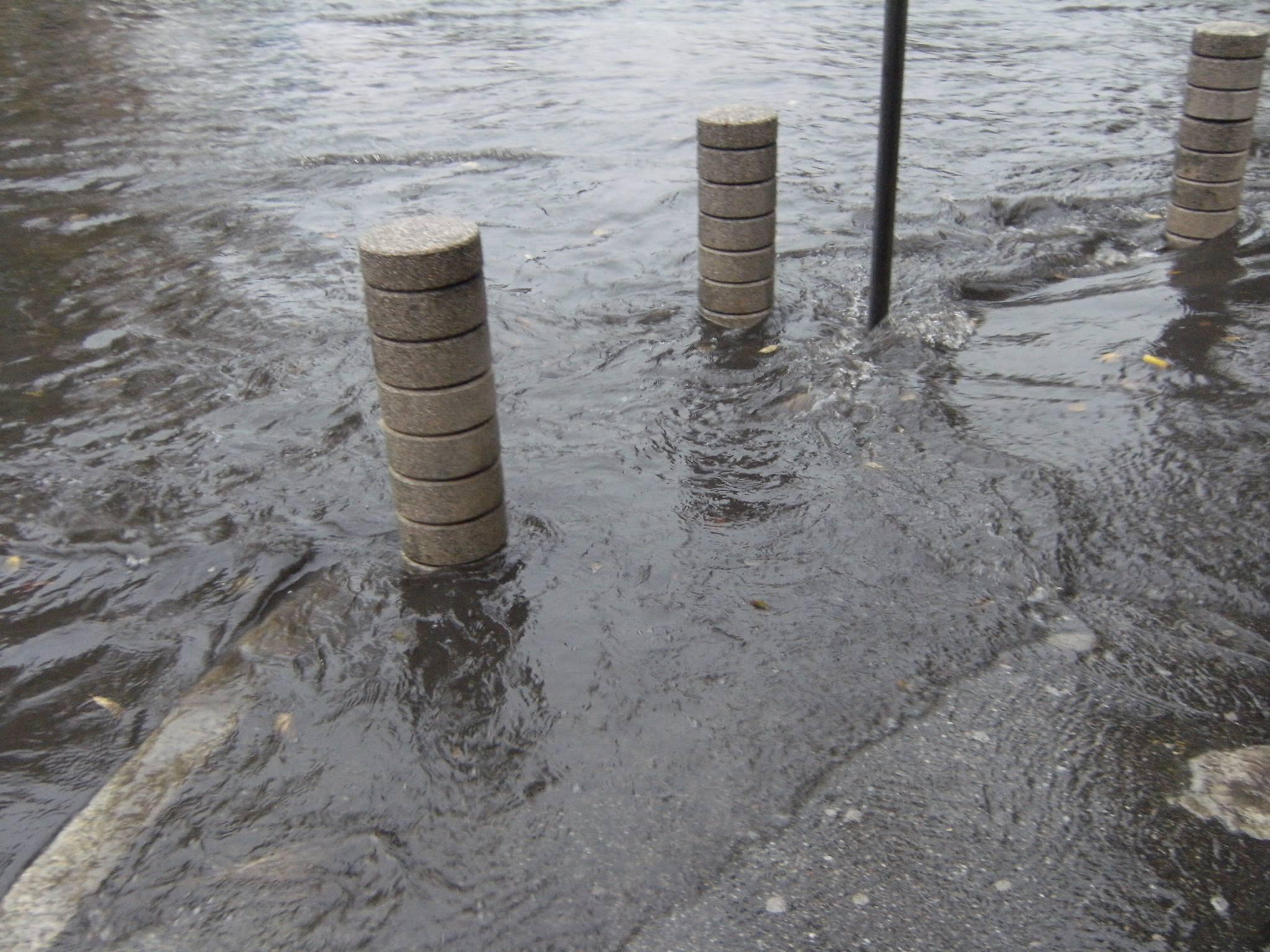 Allerta media per il Novarese: ma attenzione alle piogge insistenti del pomeriggio
