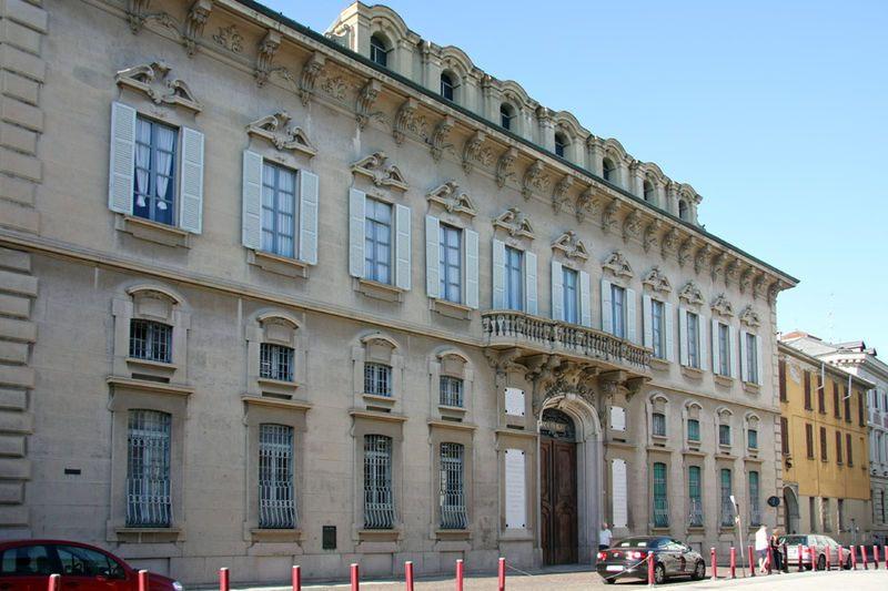 Quando Napoleone passò da Palazzo Bellini...