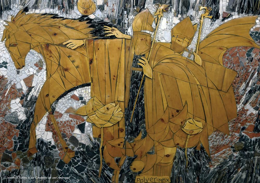 Gaudenzio e Ambrogio: due santi tra storia e leggenda