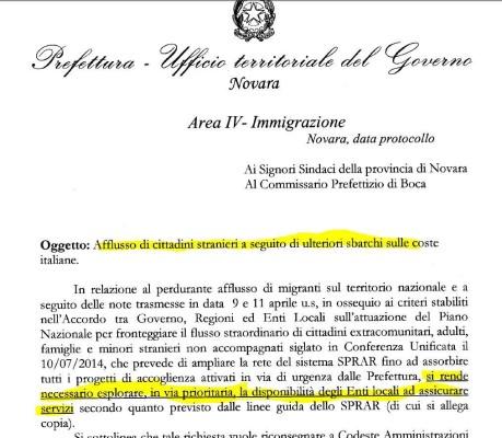 Immigrati Galliate