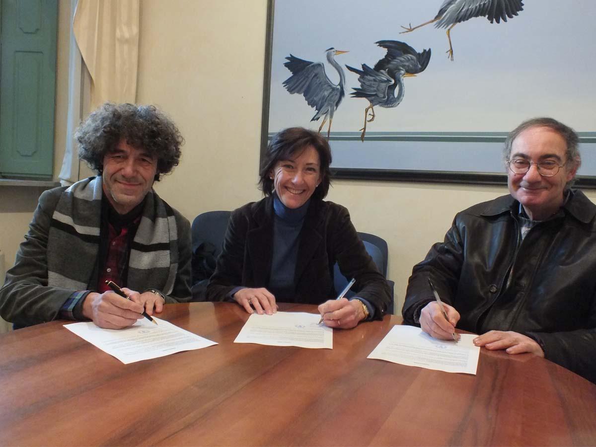 Palestra: pace fatta tra Bonfantini e Ravizza