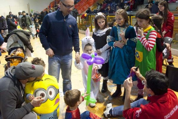 Carnevali in recupero: sabato a Novara e domenica ad Oleggio
