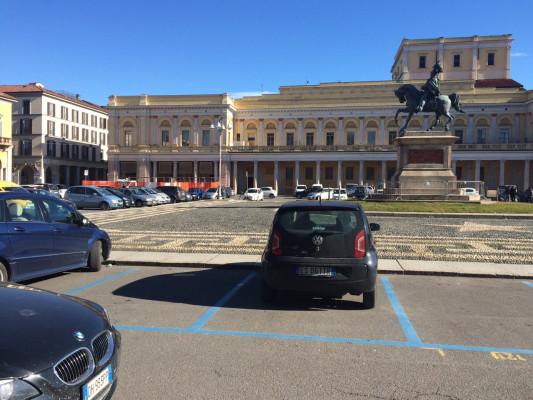 App parcheggi Comune Novara tariffe ridotte festività