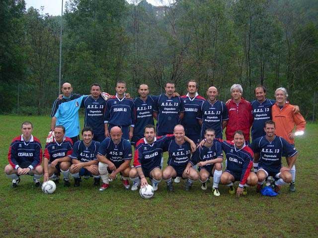 Gli Hospital Boys Subbuteo di Borgomanero sfidano Milano