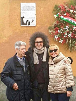 Cristicchi, Nini e Patrizia