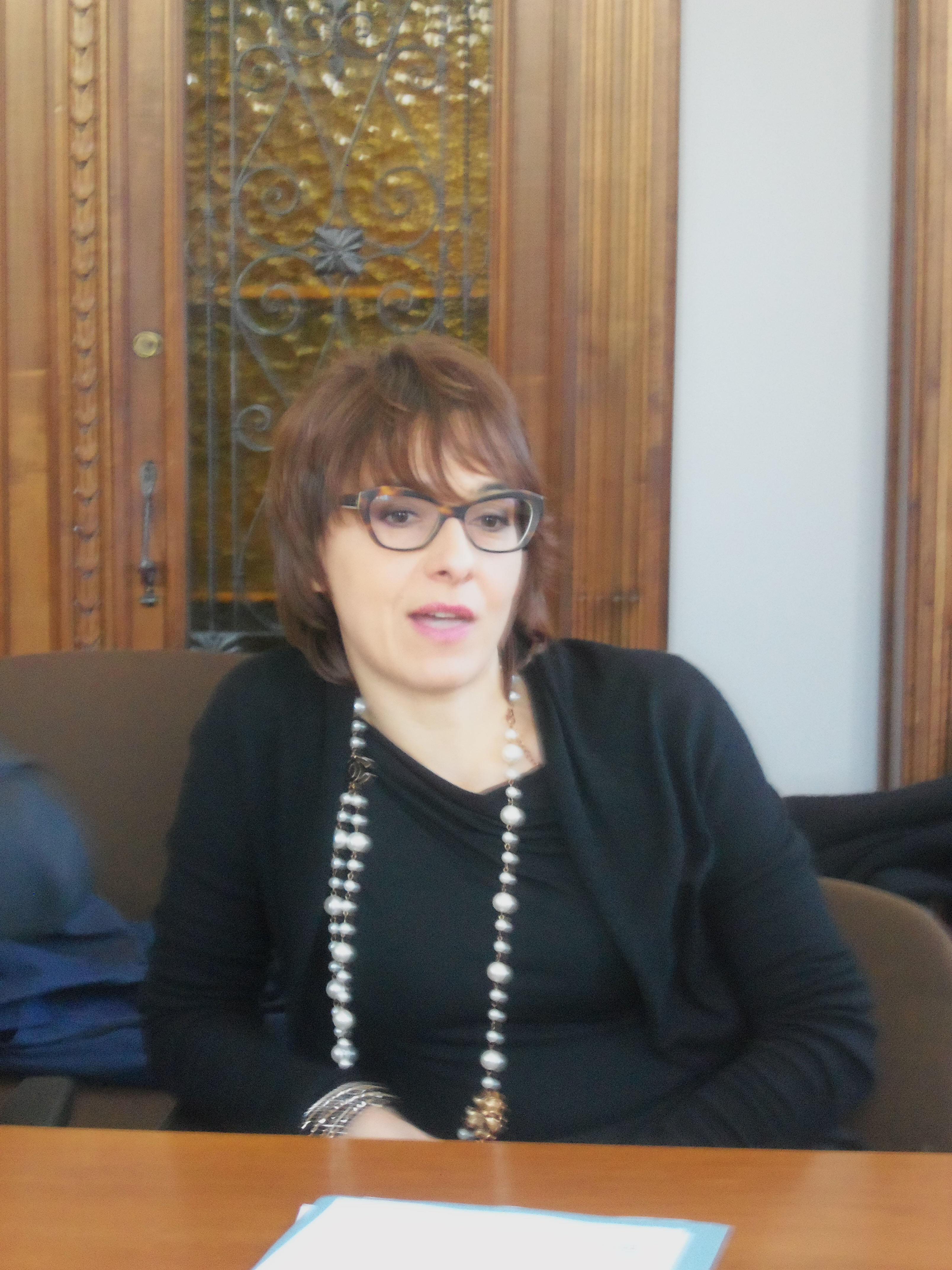 Daniela Cutugno Direttore Prov. Inps