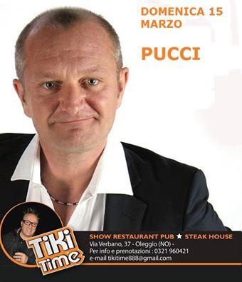 Un fine settimana imperdibile al Tiki con Pucci, Marta e Gianluca e gli Illeciti!