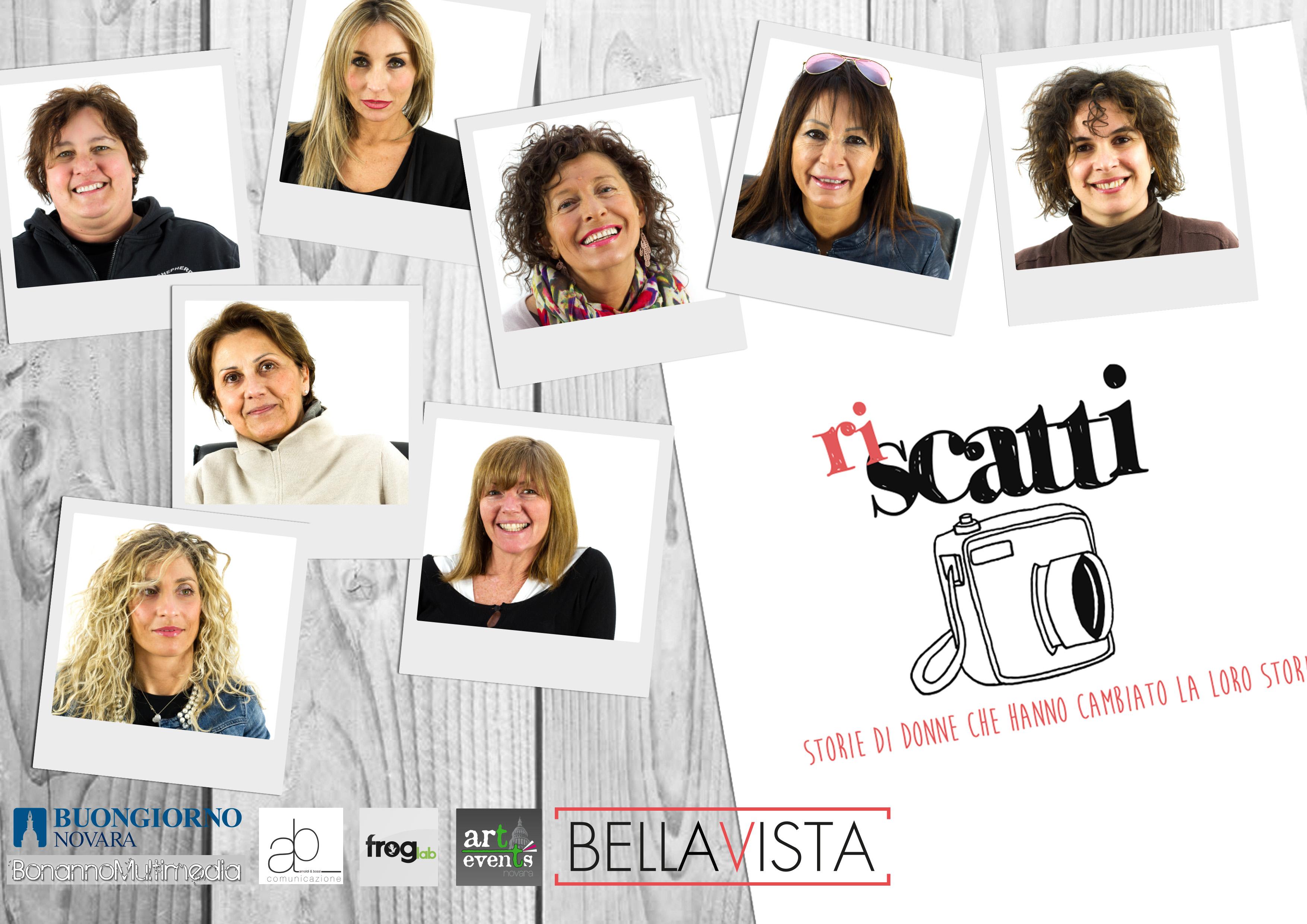 #Ri-Scatti: storie di donne che hanno cambiato la loro storia. Per l'8 marzo un evento da condividere