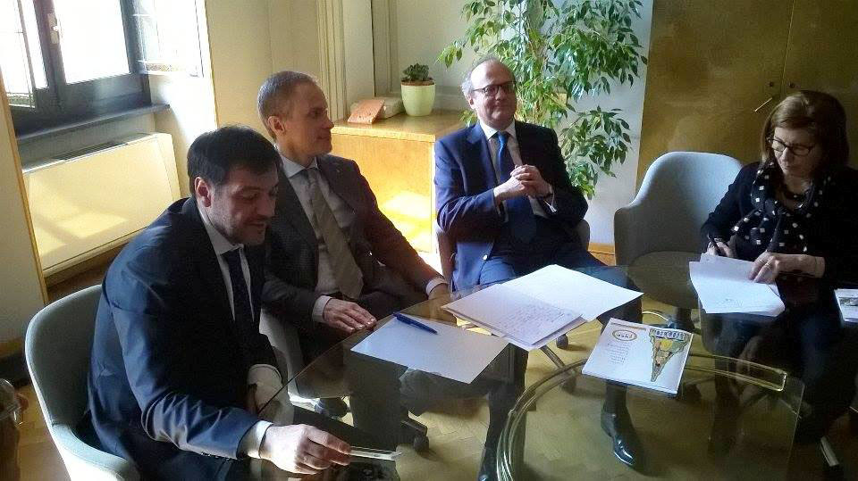 Cento anziani e disabili allo stadio grazie a Provincia e Novara Calcio