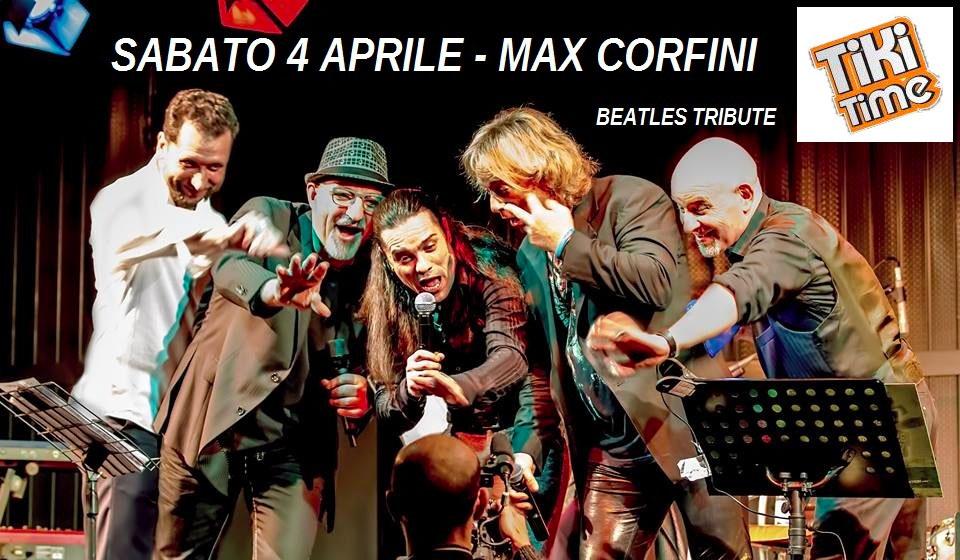 Al Tiki Time Max Corfini e poi il pranzo di Pasqua: festa senza sosta