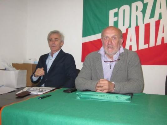 Ferruccio Cairo e Alfredo rogora (Arona))