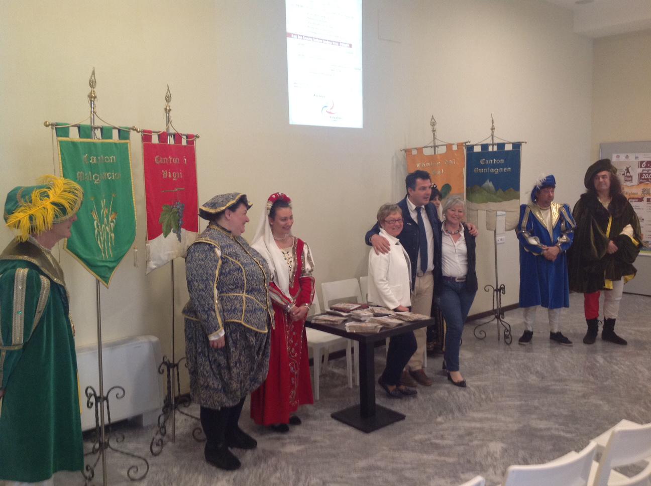 Prima Festa medievale: a Novara e Pernate il 6 e 7 giugno