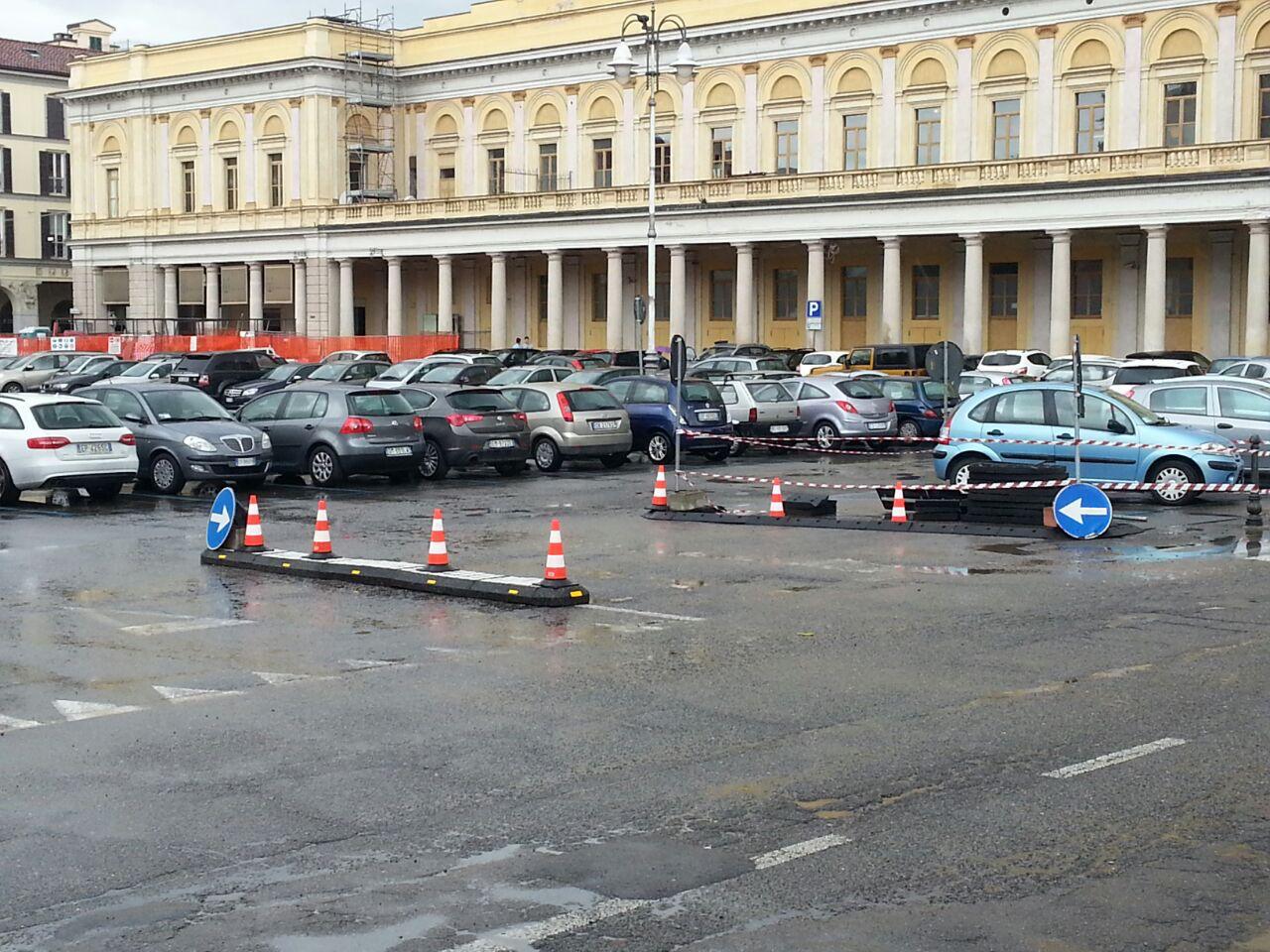 piazza martiri sbarre